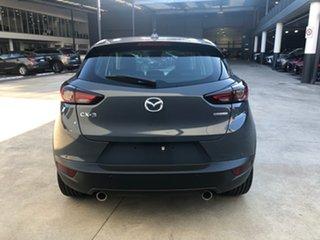 2021 Mazda CX-3 DK2W7A sTouring SKYACTIV-Drive FWD Polymetal Grey 6 Speed Sports Automatic Wagon