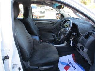 Holden Colorado RG LT 4x4 White 5 Speed Manual Dual Cab