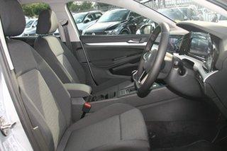 2021 Volkswagen Golf 8 MY21 110TSI Silver 6 Speed Manual Hatchback