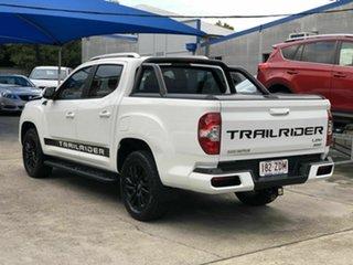 2019 LDV T60 SK8C Trailrider White 6 Speed Sports Automatic Utility.