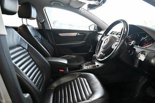 2014 Volkswagen Passat Type 3C MY15 130TDI DSG Highline Silver 6 Speed Sports Automatic Dual Clutch