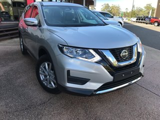 2021 Nissan X-Trail T32 MY21 ST X-tronic 2WD Silver 7 Speed Constant Variable Wagon.