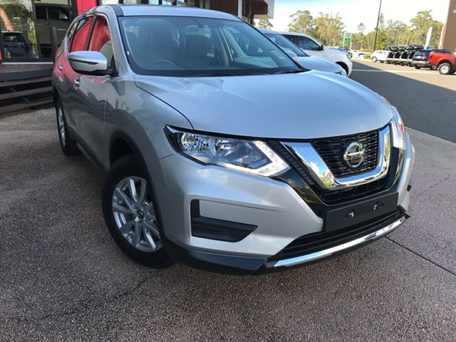 Demo Nissan X-Trail T32 MY21 ST X-tronic 2WD South Gladstone, 2021 Nissan X-Trail T32 MY21 ST X-tronic 2WD 7 Speed Constant Variable Wagon