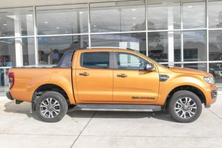 2019 Ford Ranger PX MkIII 2019.00MY Wildtrak Orange 6 Speed Sports Automatic Double Cab Pick Up.