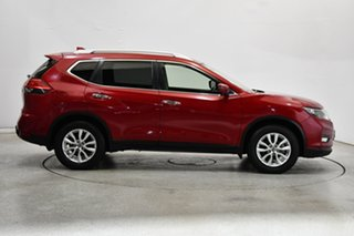 2017 Nissan X-Trail T32 ST-L X-tronic 4WD Red 7 Speed Constant Variable Wagon