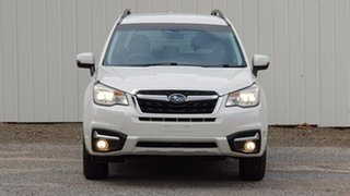 2017 Subaru Forester S4 MY18 2.0D-L CVT AWD White 7 Speed Constant Variable Wagon.