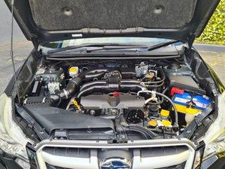 2014 Subaru Impreza G4 MY14 2.0i AWD Black 6 Speed Manual Hatchback