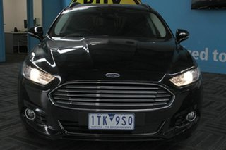 2016 Ford Mondeo MD Trend TDCi Black 6 Speed Automatic Wagon