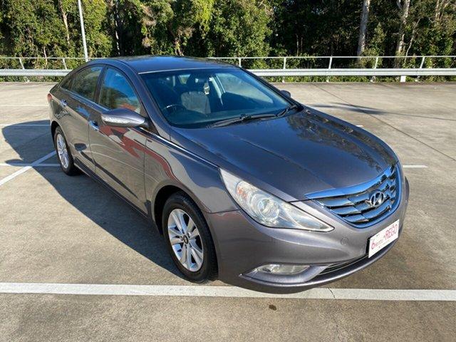 Used Hyundai i45 YF MY11 Active Morayfield, 2012 Hyundai i45 YF MY11 Active Grey 6 Speed Automatic Sedan