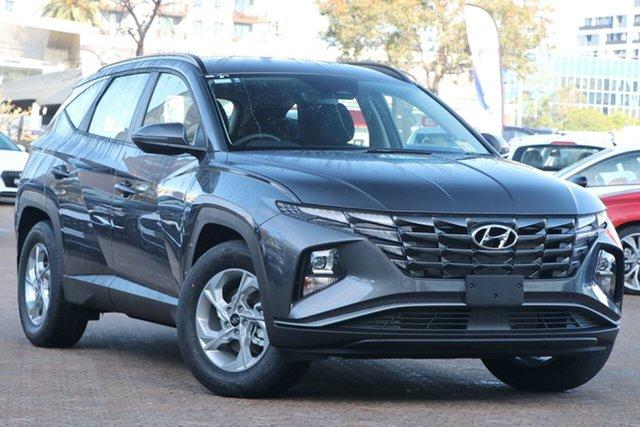 New Hyundai Tucson NX4.V1 MY22 2WD Devonport, 2021 Hyundai Tucson NX4.V1 MY22 2WD Titan Gray 6 Speed Automatic Wagon