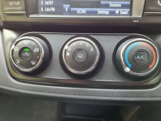 2016 Toyota RAV4 ZSA42R GX 2WD Silver 6 Speed Manual Wagon
