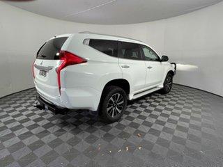 2017 Mitsubishi Pajero Sport QE MY17 Exceed White 8 Speed Sports Automatic Wagon