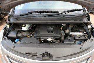 2017 Hyundai iLOAD TQ Series II (TQ3) MY1 3S Liftback Silver 5 Speed Automatic Van