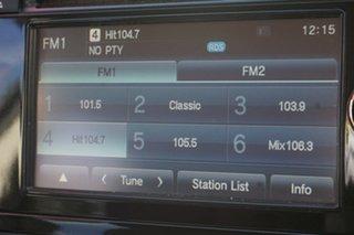 2012 Mitsubishi Outlander ZJ MY13 ES 2WD Brown 6 Speed Constant Variable Wagon