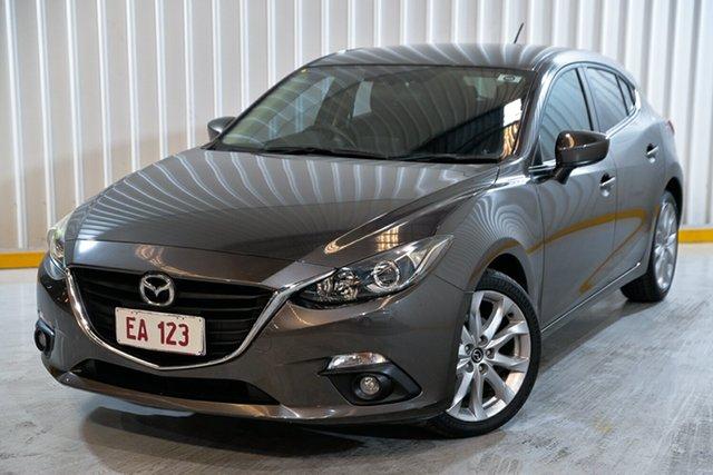 Used Mazda 3 BL10L2 MY13 SP25 Activematic Hendra, 2013 Mazda 3 BL10L2 MY13 SP25 Activematic Grey 5 Speed Sports Automatic Hatchback