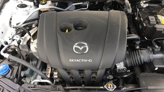 2020 Mazda 3 BP2H7A G20 SKYACTIV-Drive Touring White Pearl 6 Speed Sports Automatic Hatchback