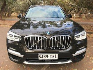 2017 BMW X3 G01 xDrive30d Steptronic Bronze 8 Speed Automatic Wagon.