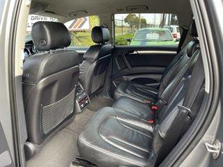 2014 Audi Q7 4L MY14 TDI Tiptronic Quattro Grey 8 Speed Sports Automatic Wagon