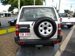 1997 Toyota Landcruiser PRADO RV6 Grey 5 Speed Manual Wagon