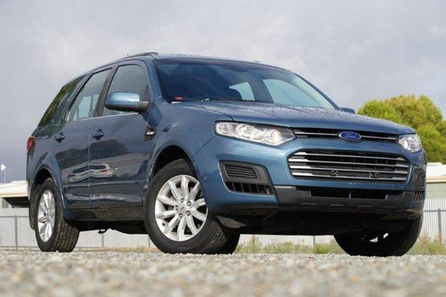 Used Ford Territory SZ MkII TX Seq Sport Shift Clare, 2016 Ford Territory SZ MkII TX Seq Sport Shift Blue 6 Speed Sports Automatic Wagon