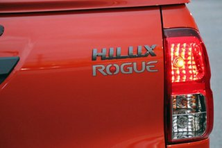 2020 Toyota Hilux GUN126R Rogue Double Cab Inferno 6 Speed Sports Automatic Utility