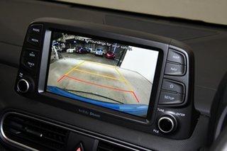 2020 Hyundai Kona OS.3 MY20 Highlander D-CT AWD Blue Lagoon 7 Speed Sports Automatic Dual Clutch