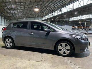 2018 Kia Cerato BD MY19 S Grey 6 Speed Sports Automatic Hatchback.