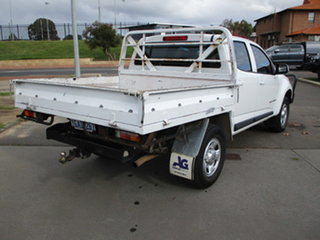 2016 Holden Colorado RG MY16 LS 4x4 White 6 Speed Automatic Dual Cab