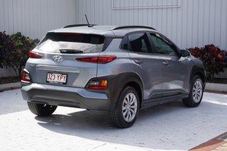 2018 Hyundai Kona OS.2 MY19 Go 2WD Silver 6 Speed Sports Automatic Wagon