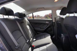 2015 Kia Cerato YD MY15 S Premium Blue 6 Speed Sports Automatic Sedan