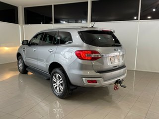 2015 Ford Everest UA Trend Silver, Chrome 6 Speed Sports Automatic SUV.