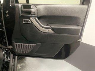 2018 Jeep Wrangler JK MY18 Freedom Black 5 Speed Automatic Softtop
