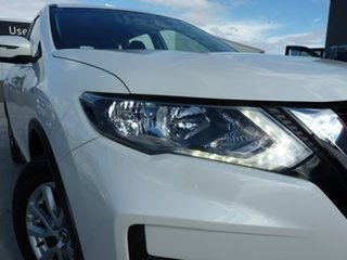 2019 Nissan X-Trail T32 Series II ST X-tronic 2WD Pearl White 7 Speed Constant Variable Wagon
