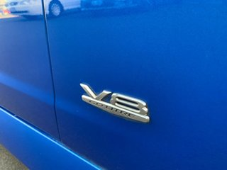 2009 Holden Ute VE MY10 SS V Special Edition Voodoo Blue 6 Speed Manual Utility
