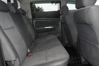 2013 Toyota Hilux KUN26R MY12 SR5 Double Cab Sterling Silver 5 Speed Manual Utility