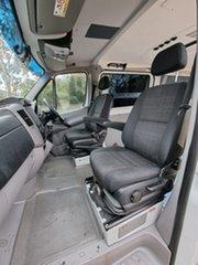 2015 Mercedes-Benz Sprinter 319CDI White 7 Speed Automatic Van