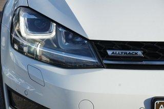 2016 Volkswagen Golf VII MY17 Alltrack DSG 4MOTION 132TSI White 6 Speed Sports Automatic Dual Clutch