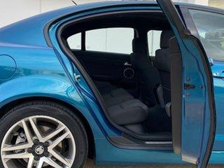 2012 Holden Commodore VE II MY12.5 SV6 Green 6 Speed Sports Automatic Sedan