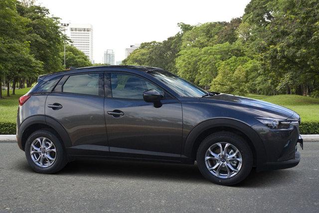 Demo Mazda CX-3 DK2W7A Maxx SKYACTIV-Drive FWD Sport Paradise, 2021 Mazda CX-3 DK2W7A Maxx SKYACTIV-Drive FWD Sport Machine Grey 6 Speed Sports Automatic Wagon