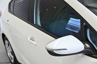 2017 Kia Cerato YD MY17 S White 6 Speed Sports Automatic Sedan.