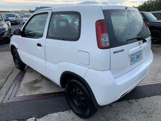 2003 Suzuki Ignis RG413 GA White 4 Speed Automatic Hatchback