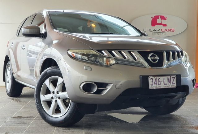 Used Nissan Murano Z51 ST Brendale, 2009 Nissan Murano Z51 ST Grey 6 Speed Constant Variable Wagon