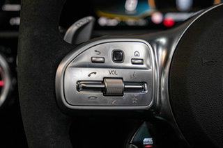 2020 Mercedes-Benz A-Class W177 800+050MY A45 AMG SPEEDSHIFT DCT 4MATIC+ S Denim Blue 8 Speed