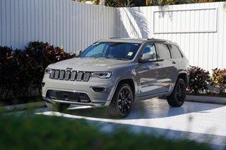 2021 Jeep Grand Cherokee WK MY21 Night Eagle Ceramic Grey 8 Speed Sports Automatic Wagon