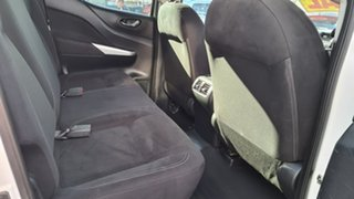 2017 Nissan Navara D23 Series II RX (4x4) White 6 Speed Manual Double Cab Utility