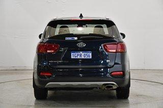 2018 Kia Sorento UM MY18 SI Dark Blue 8 Speed Sports Automatic Wagon