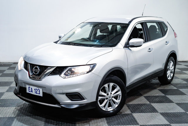 Used Nissan X-Trail T32 Series II ST X-tronic 4WD Edgewater, 2017 Nissan X-Trail T32 Series II ST X-tronic 4WD Silver 7 Speed Constant Variable Wagon