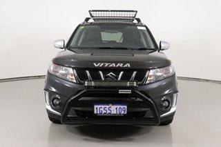2018 Suzuki Vitara LY S Turbo (2WD) Black 6 Speed Automatic Wagon.