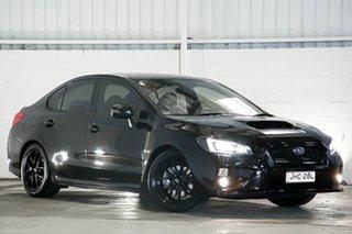 2017 Subaru WRX V1 MY17 Premium AWD Black 6 Speed Manual Sedan.