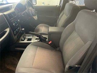 2012 Jeep Cherokee KK MY12 Sport (4x4) Green 4 Speed Automatic Wagon